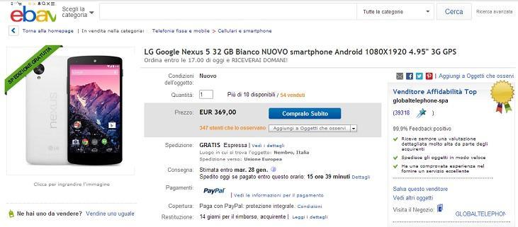 Nexus-5-Ebay