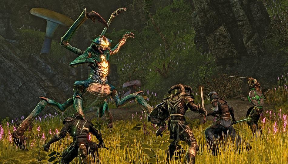 The Elders scrolls online-Console-giochi-news-PS-Plus