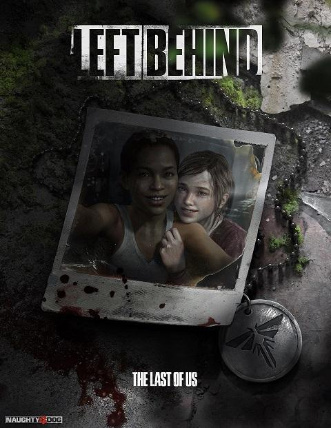 The Last of Us-Left Behind-14 Febbraio-news-giochi-PlayStation 3