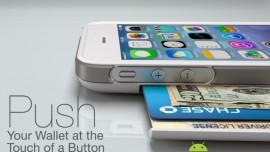 PUSH: il tuo portafoglio portatile per iPhone 5, 5s e 5c