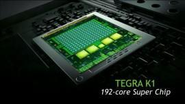 Nvidia Tegra K1, SoC per smartphone, ma con GPU da Desktop