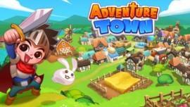 Adventure Town-giochi-trucchi-oro infinito-cristalli infiniti