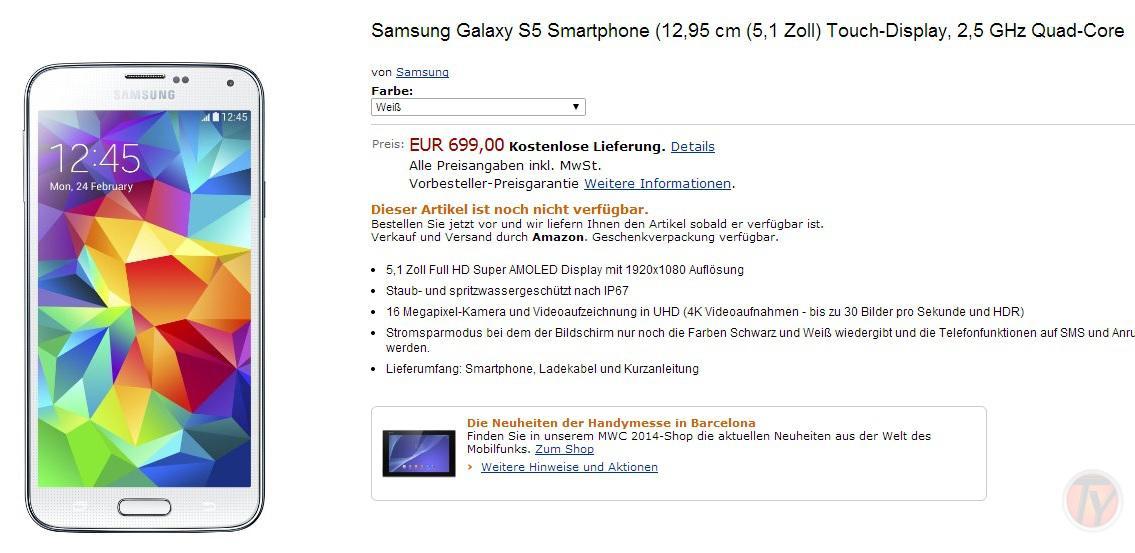 Galaxy-S5-Amazon