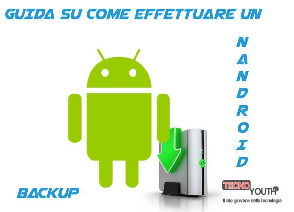 Guida-Nandroid-backup