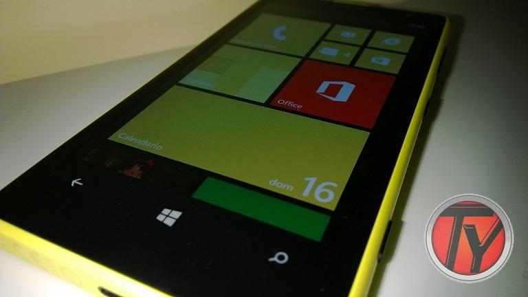 Nokia Lumia 1020-smatphone-recensione-windows phone- foto