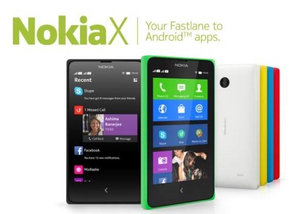 Nokia-X