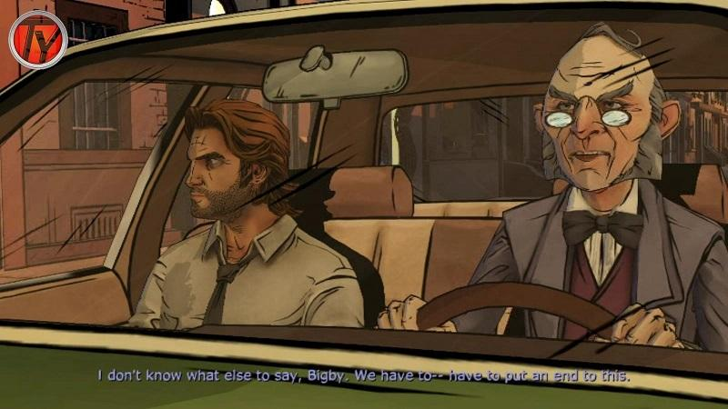 The Wolf Among Us-Smoke and Mirrors-recensione-giochi-PC-gameplay 1
