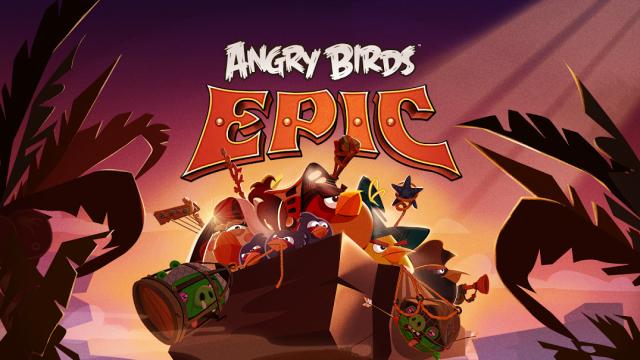 Angry Birds Epic-giochi-RPG-Rovio