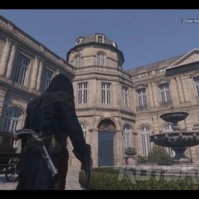 Assassin's Creed Unity Screen 1