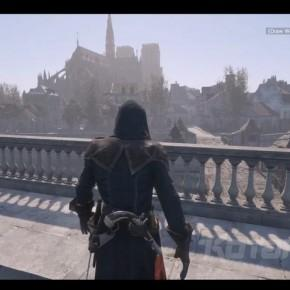 Assassin's Creed Unity Screen 2