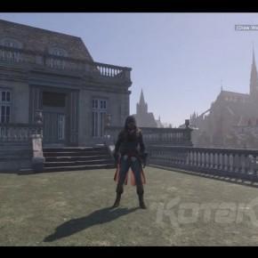 Assassin's Creed Unity Screen 3