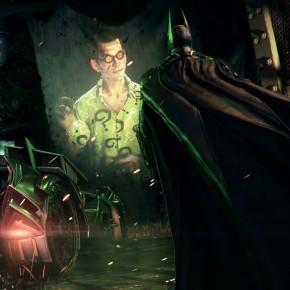 Batman Arkham Knight Immagini 1