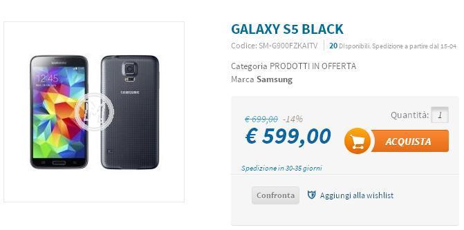 Galaxy-S5-offerta-Techmania