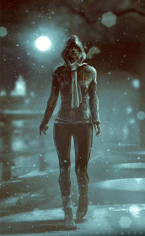 Galina-protagonista-Assassin's Creed 5
