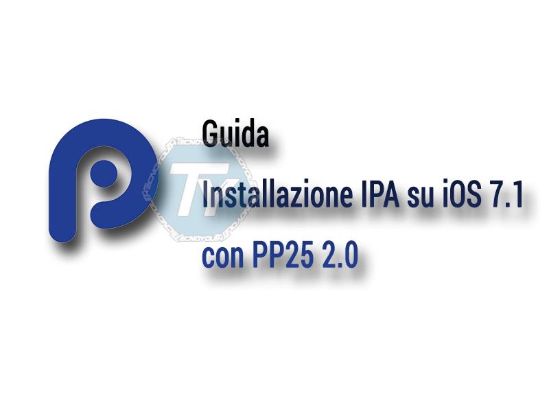 PP25 2.0-guida-installazione-IPA-iOS 7.1