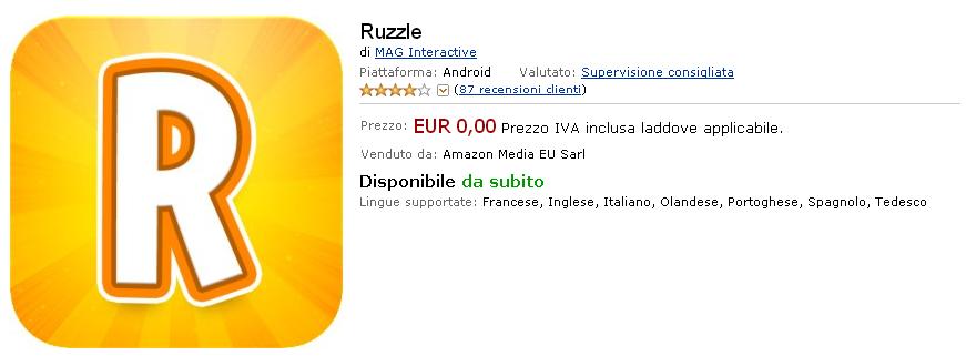Ruzzle-offerte-Premium-gratis