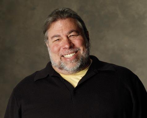 Steve Wozniak-consegna prodotti-Apple-personalmente