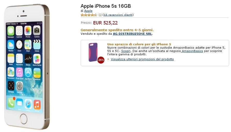 iPhone-5S-offerta-Amazon