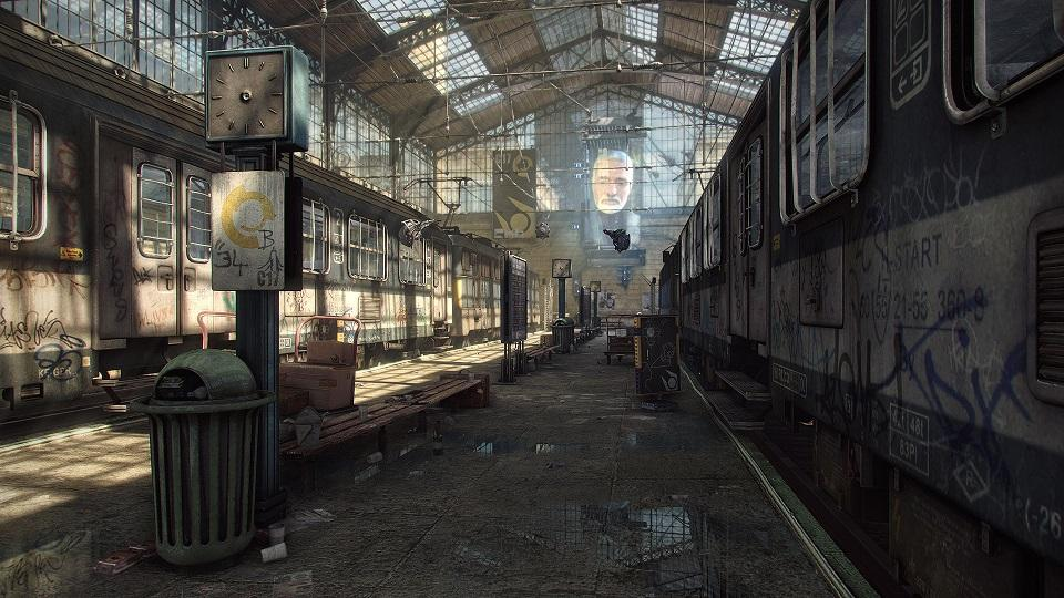 City 17-Half-Life 2-Unreal Engine 3- Screen 1