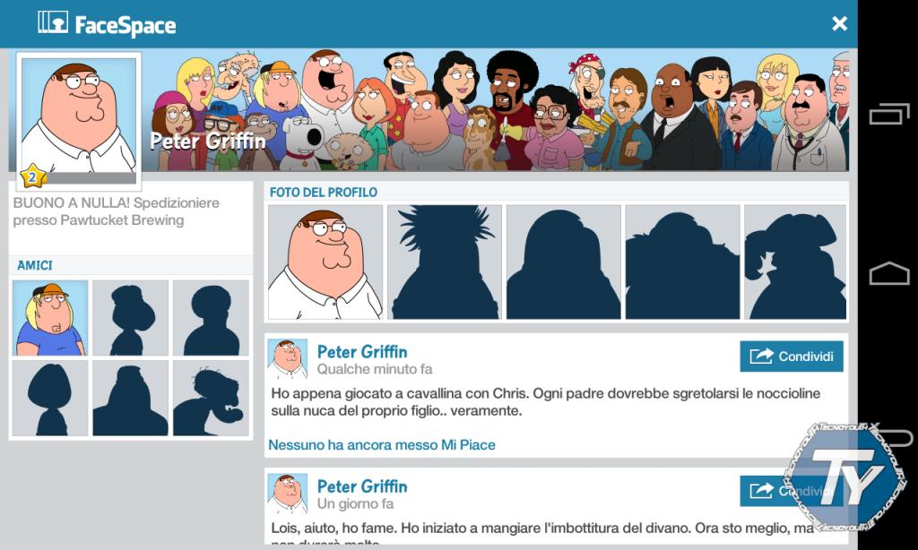 Family Guy-Missione per la gloria-giochi-recensione-screenshot 3