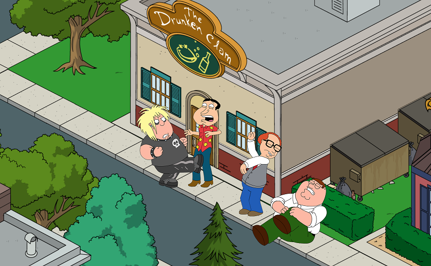 Family-Guy-The-quest-for-stuff-Giochi-Android-iOS-10 Aprile-screenshot