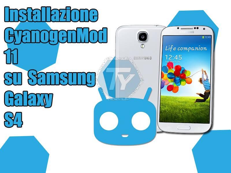 Galaxy-S4-CyanogenMod-11