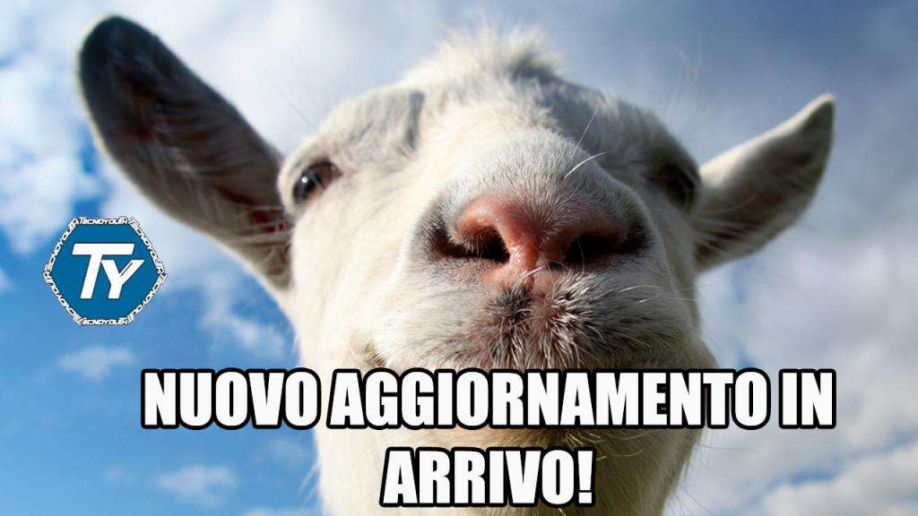 Goat Simulator-aggiornamento-multiplayer-nuova mappa