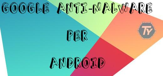 Google-antimalware-Android