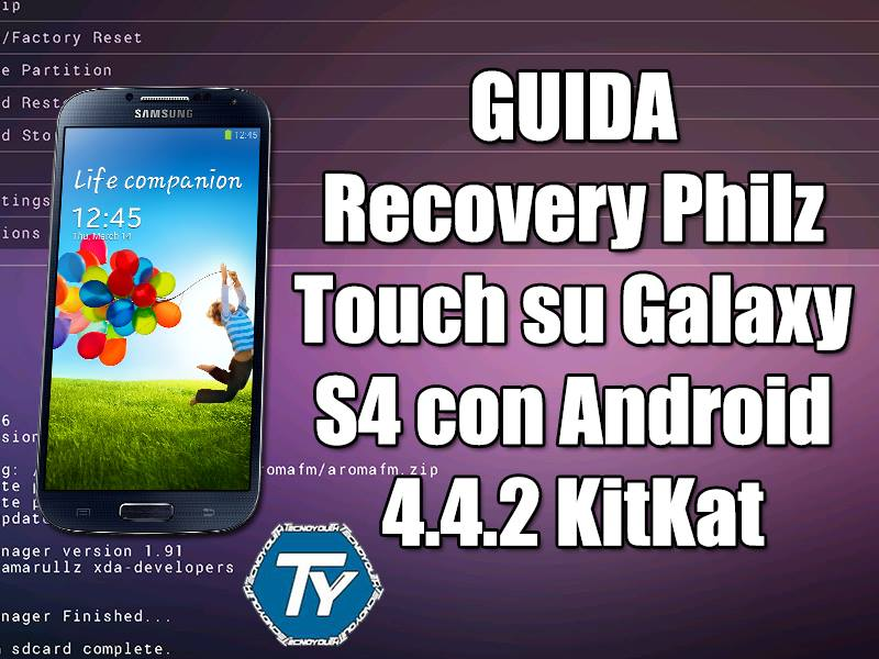 Recovery-Philz-Galaxy-S4-4.4.2