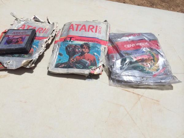 Ritrovate-Atari-2600-E.T.-Nuovo-Messico-cassette-1