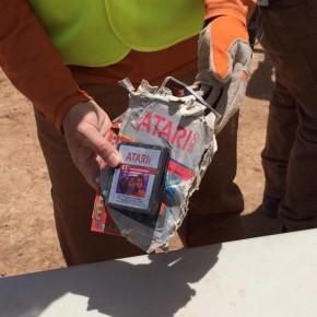 Ritrovate-Atari 2600-E.T.-Nuovo Messico-cassette 3