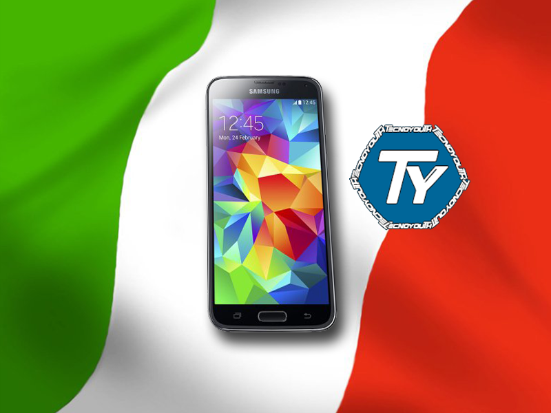 Samsung Galaxy S5-Italia-news
