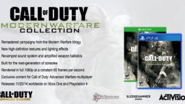 Call of Duty: Modern Warfare collection presto su PlayStation 4 e Xbox One?