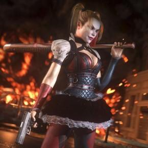 Harley-Quinn-Batman-Arkham-Knight