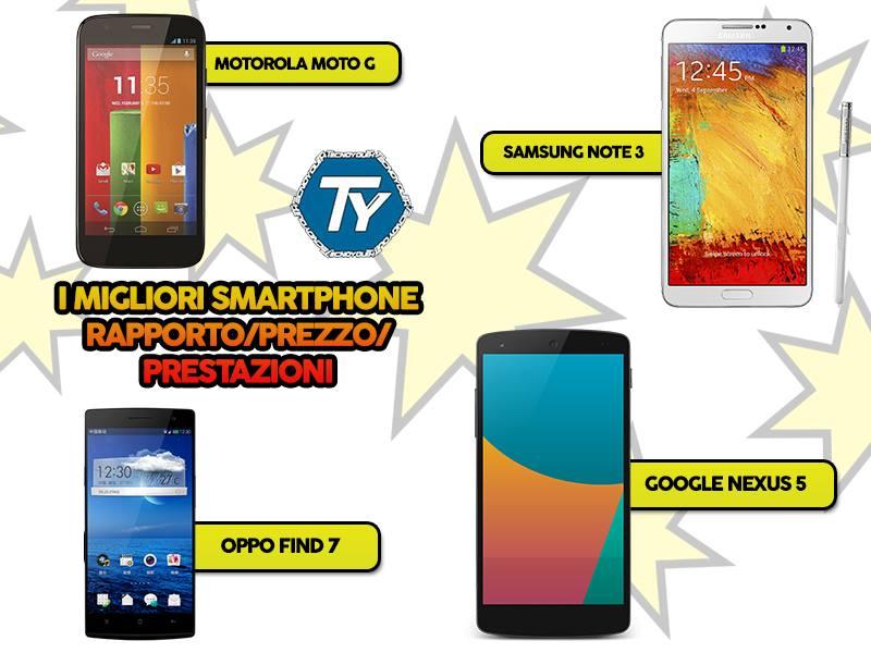 I-migliori-smartphone-rapporto-qualità-prezzo
