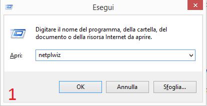 netplwiz windows 8