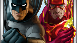 batman-&-The-Flash-Hero-Run