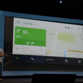 Android Auto - Navigazione