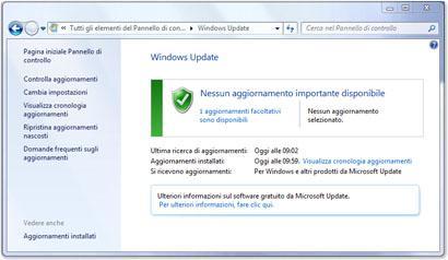 Aggiornamenti-Windows