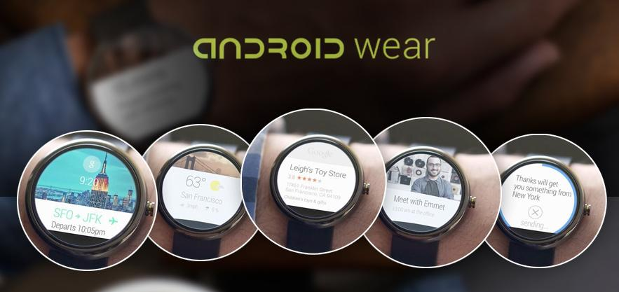 Android Wear - Google I/O 2014