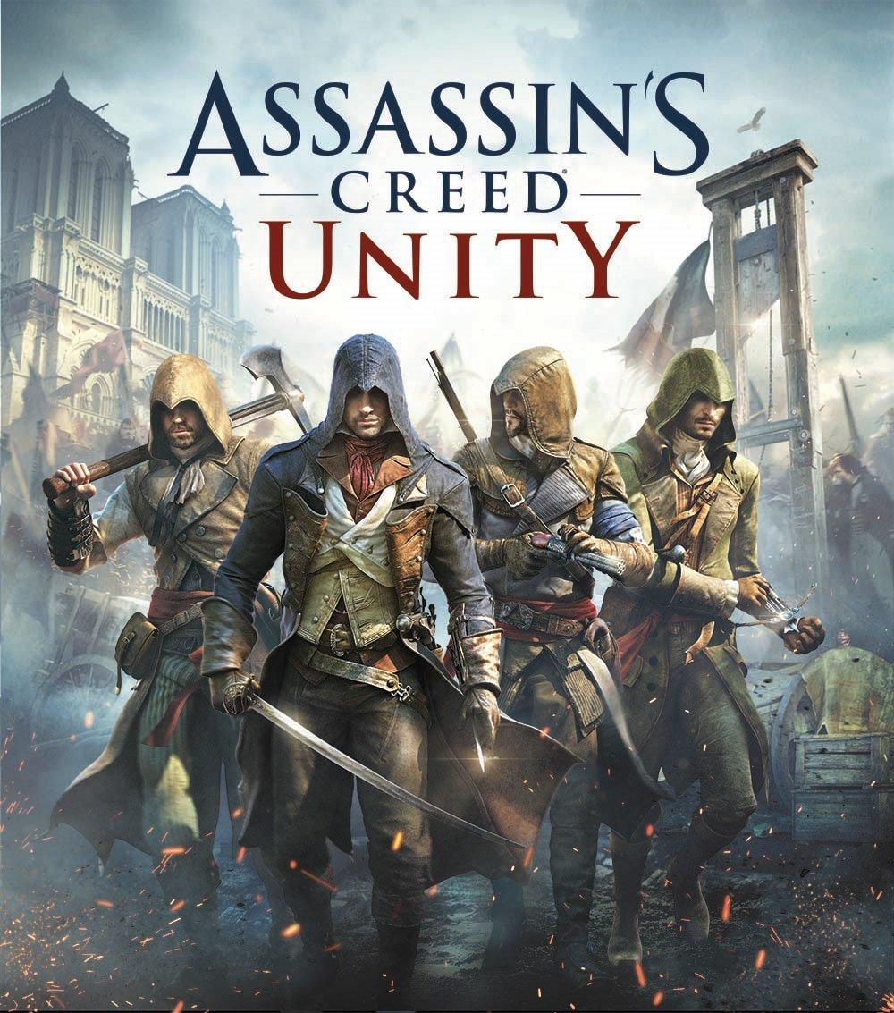 Assassin's Creed-Unity-protagonisti