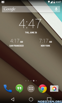 CM11-Android L-Theme