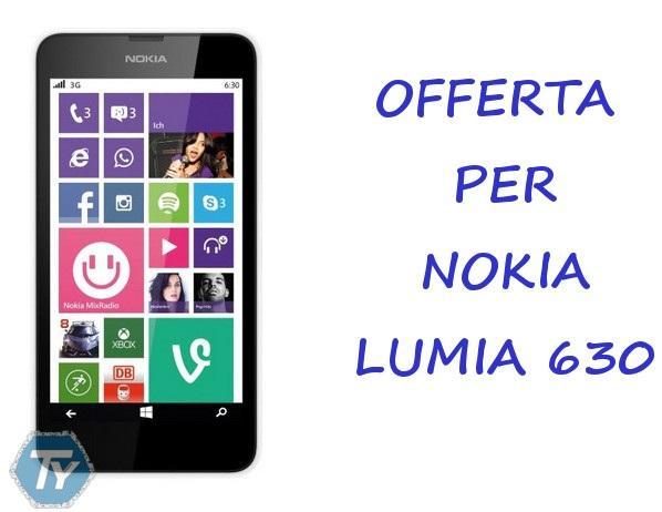 Lumia-630-offerta