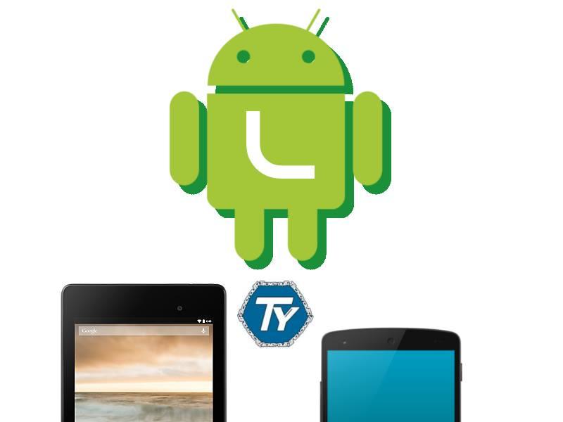 Nexus-5-Nexus-7-Android-L
