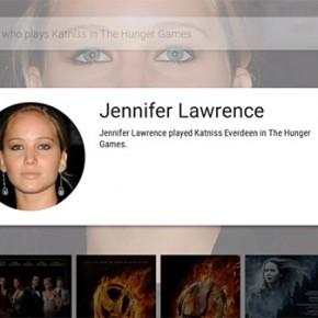 Android TV - Jennifer Lawrence