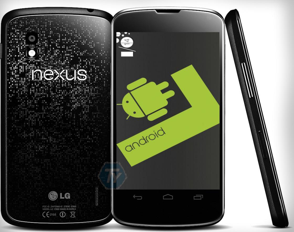 Download Android L per Nexus 4
