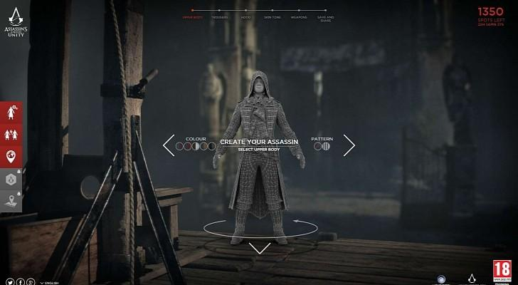 Assassin's Creed Unity-personalizzazione-customization-armi