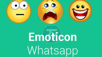 Emoticon Whatsapp