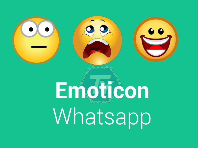 Emoticon Whatsapp