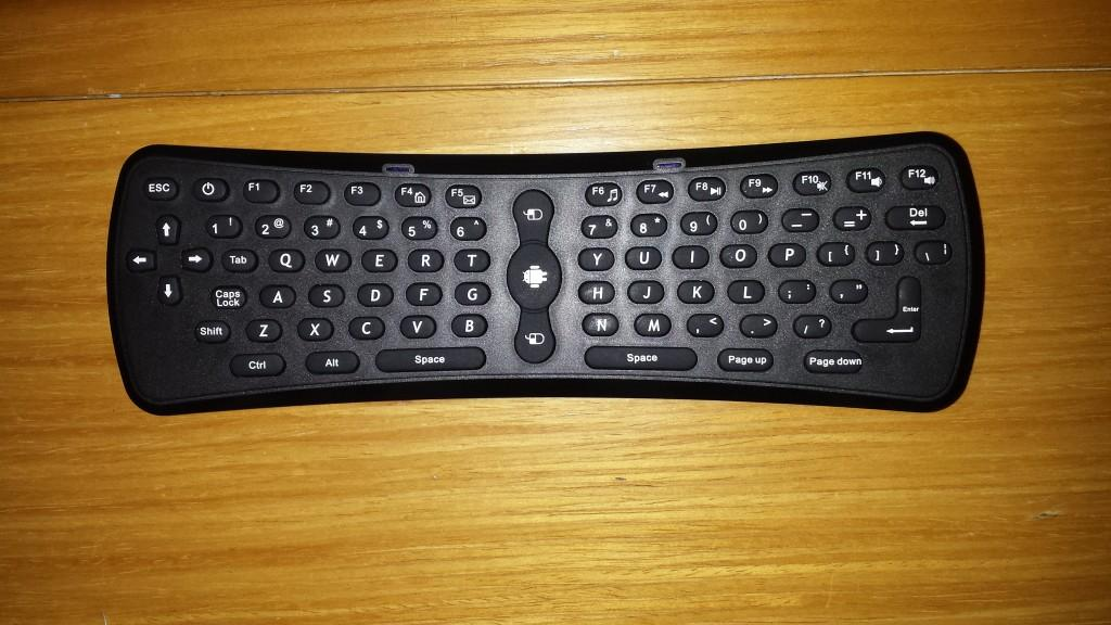 MiniKeyboard Plunk S